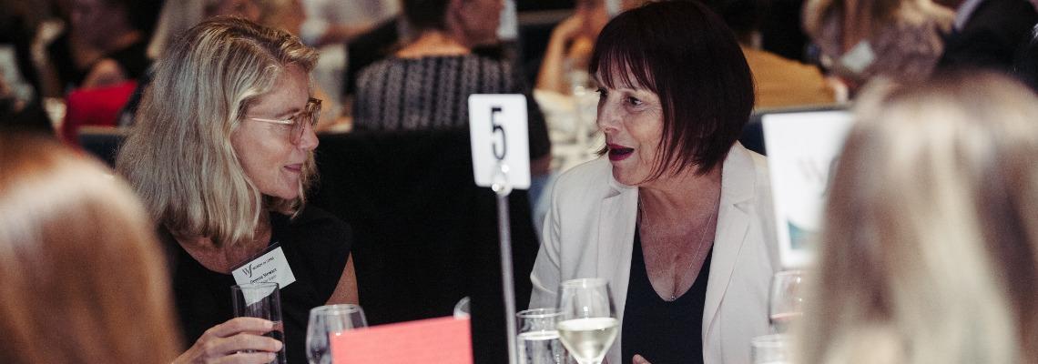 WIS NSW In Conversation with Shemara Wikramanayake - February 20 2019