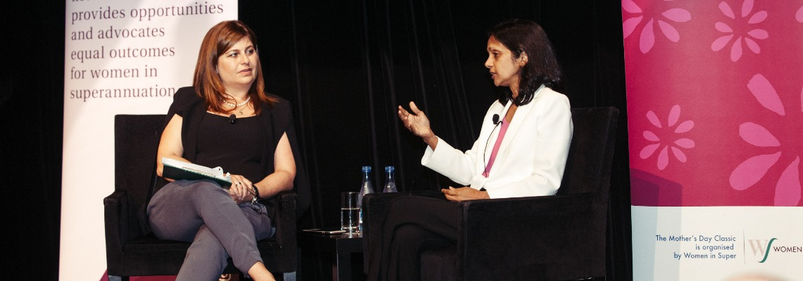 WIS NSW In Conversation with Shemara Wikramanayake - February 20 2019