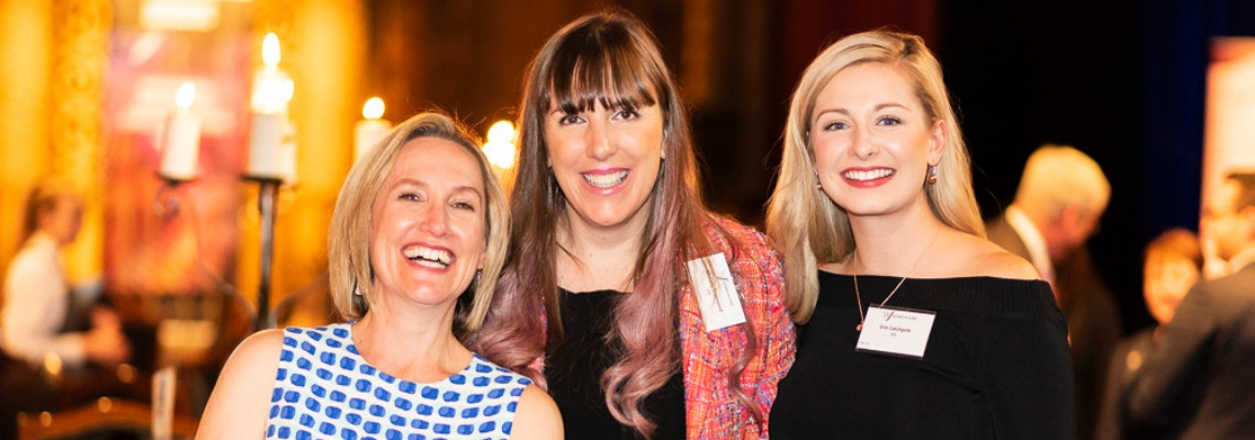 2019 Mavis Robertson International Women's Day Lunch with Tracey Spicer