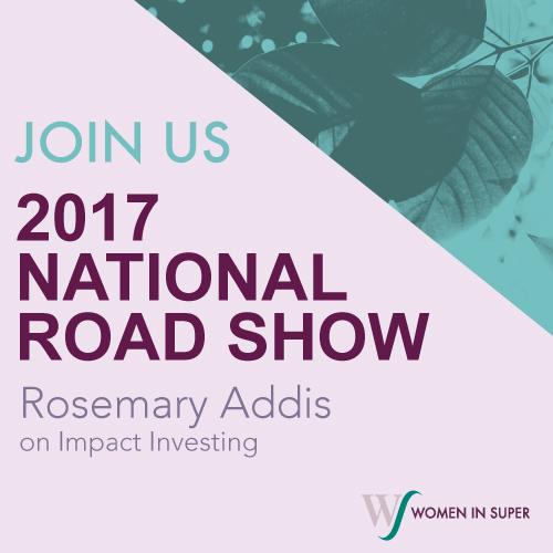 Women in super national road show 2017 sydney women in super malvernweather Image collections
